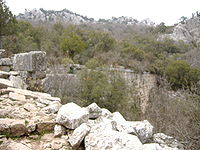Termessos muur bovenstad.JPG
