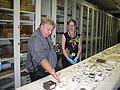 Terry Herbert (finder) and Caroline Lyons (Treasure Team).jpg