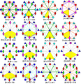 Tetrahexagonal tiling subgroups.png
