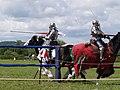 Tewkesbury Medieval Festival 2008 - Jousting.jpg