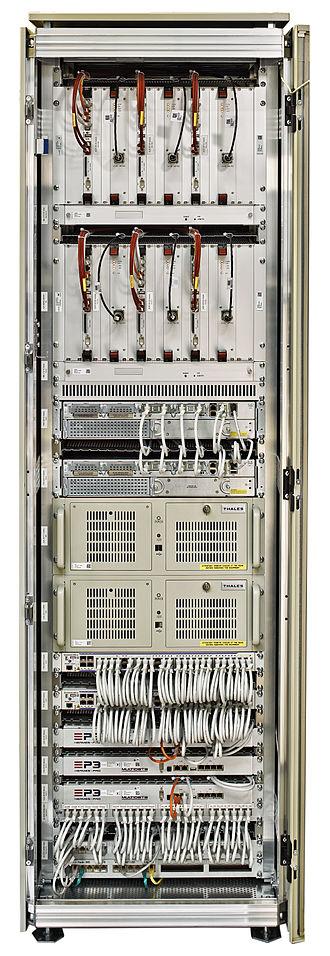 European Train Control System - Radio Block Centre (RBC)
