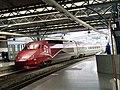 Thalys TGV PBA 4533 High Speed Train at Amsterdam Centraal (Ank Kumar) 02.jpg