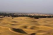 Thar desert Rajasthan India.jpg