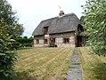 Thatched cottage at Upper Enham.jpg
