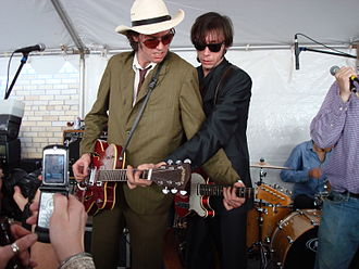 The Sadies - Performing at South By Southwest 2008