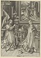 The Annunciation, from The Life of the Virgin MET DP841606.jpg