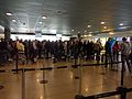 The Customs Lineup in Bogota (25558123670).jpg