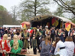 The Dolmen - The Dolmen at the Elf Fantasy Fair in Haarzuilens, Netherlands (2011)