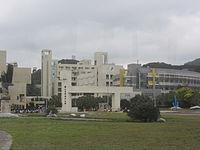 The Gate of National Taiwan Ocean University.JPG
