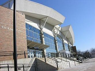 Knapp Center - Image: The Knapp Center