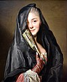 The Lady with the Veil, 1768 CE, by Alexander Roslin, Nationalmuseum, Sweden.jpg