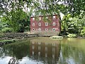 The Lake Carnegie dam at The Kingston Gristmill, Princeton, NJ, USA - panoramio - Gary Miotla (2).jpg