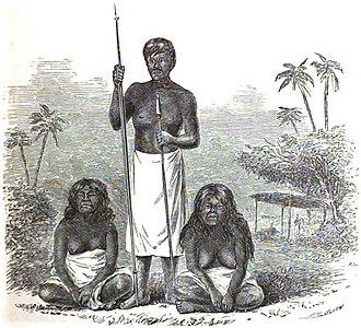 Payaguá - The last of The Payaguas.