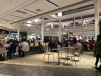 The Mall at Prince Georges - The Food Court at The Mall at Prince Georges