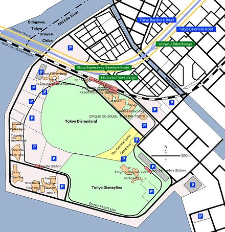 Tokyo Disney Resort Wikiwand
