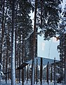 The Mirrorcube, Treehotel in Harads, Sweden 3 - Jan 3, 2019.jpg