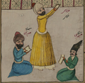The Poets Firdawsi, 'Unsuri, and 'Asjadi - Walters W6032B - Full Page.png