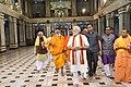 The Prime Minister, Shri Narendra Modi visiting the Tulsi Manas Temple, in Varanasi, Uttar Pradesh.jpg