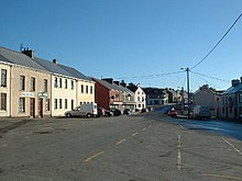 The Square, Clonmany, Inishowen - geograph.org.uk - 125283.jpg