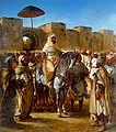 The Sultan of Morocco and his Entourage.jpg