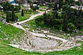 The Theatre of Dionysus from the Acropolis on February 28, 2020.jpg