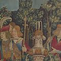 The Unicorn is Found (from the Unicorn Tapestries) MET DP101079.jpg