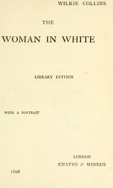 The Woman in White.djvu