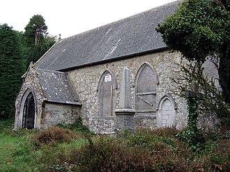 William White (architect) - St Michael's parish church, Baldhu