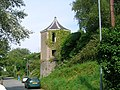 The gazebo tower, Pembroke town walls (geograph 3464332).jpg