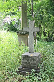 The grave of Cosmo Innes, Warriston Cemetery, Edinburgh.jpg
