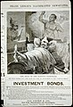 """The head of the nation's nightmare - see what dreams may come from too free an indulgence in the """"pipe of peace"""" (caricature of Ulysses S. Grant in bed dreaming; visions of African American LCCN2001696524.jpg"""
