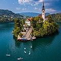 The impressive Bled Island.jpg