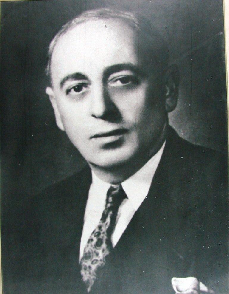 The philosopher Zaki al-Arsuzi