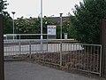Therapia Lane tramstop western entrance.JPG