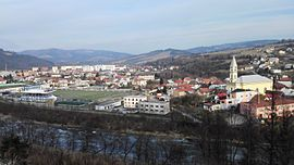 Third View on the town Krasno nad Kysucou, Slovakia.jpg