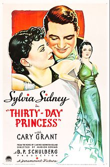 Thirty Day Princess poster 1934.jpg