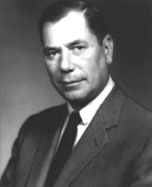 Thomas S. Gates Jr. - An official portrait of Gates during his tenure as Secretary of Defense