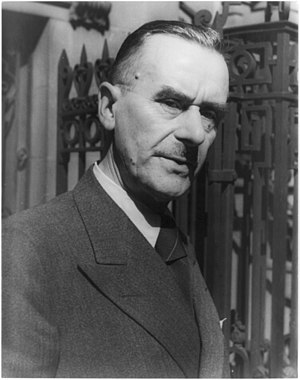 Thomas Mann - Mann in 1937