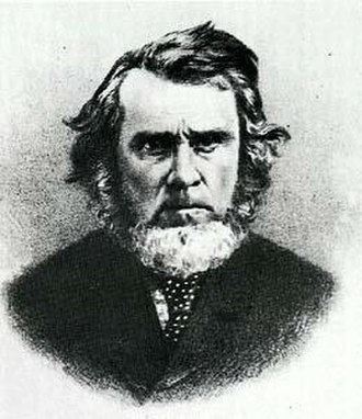 Thorp, Washington - Thorp is named for Fielden Mortimer Thorp (1822-94), the first permanent white settler in the Kittitas Valley.