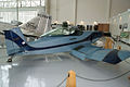 Thorpe T-18 Tiger Blue RSideRear EASM 4Feb2010 (14404627307).jpg