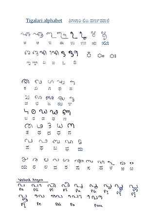 Bhattiprolu Alphabet  Wikivisually