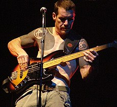 Tim Commerford v roku 2007