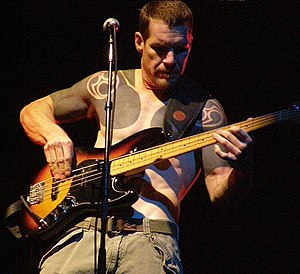 Tim Commerford - Tim Commerford in 2007.