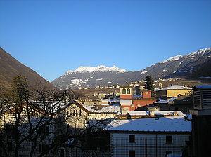 Tirano - Image: Tirano vista dai tetti 020