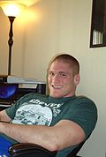 UFC Heavyweight Todd Duffee