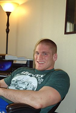Todd Duffee muscle and fitness