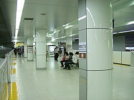 Shinjuku-sanchōme Station