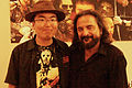 Tom Savini and Ryota Nakanishi.jpg