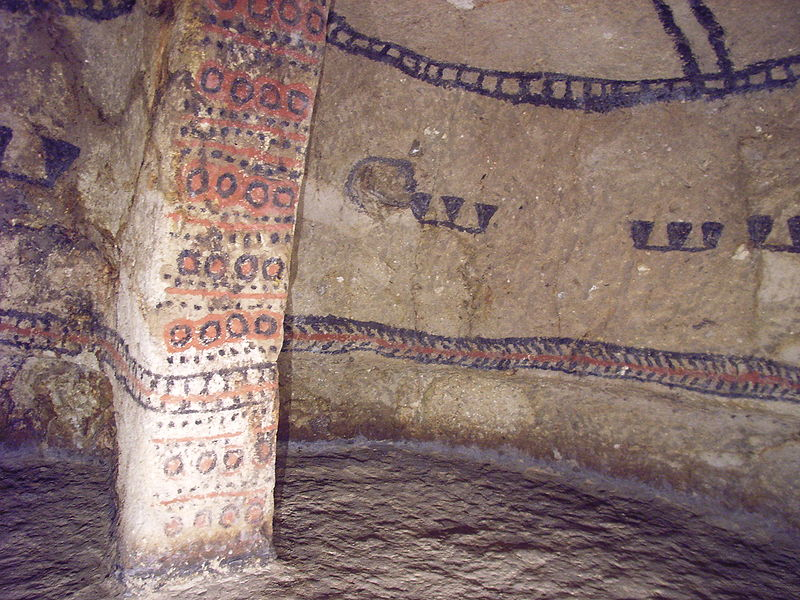 Archivo:Tombs in Tierra Dentro.jpg