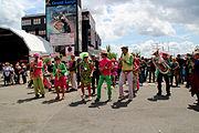 Tonnerres de Brest 2012 Fanfare A bout de souffle 001.jpg